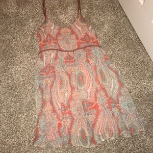 Unique Boutique Dress only been worn once!